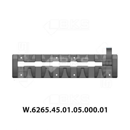 BKS-KCS-ANK STOPLAMA 45 MM (YENİ GENİŞ GRİ)
