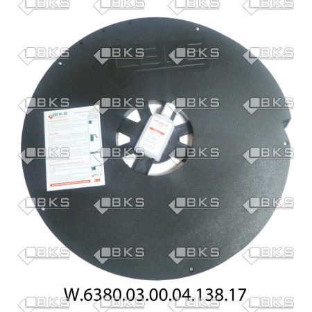 BKS MIKNATISLI DÜZBALK.FİTİLİ~138MT(KALIN 6,5-8MM)