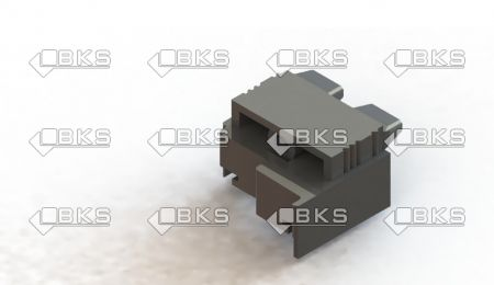 ICS CONNECTION PLASTIC PART OF INTERMEDIATE PROFILE