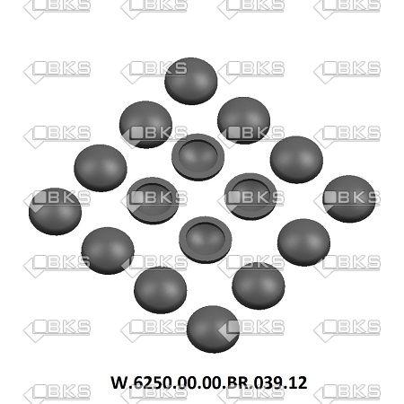 VİDA TIPASI 3.9 (BRONZ 2000 ADET) SP02