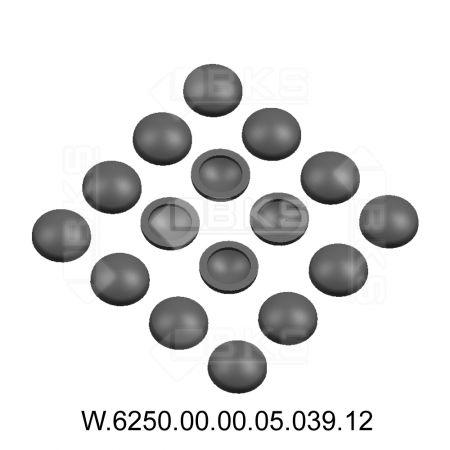 VİDA TIPASI 3.9 (GRİ 2000 ADET)