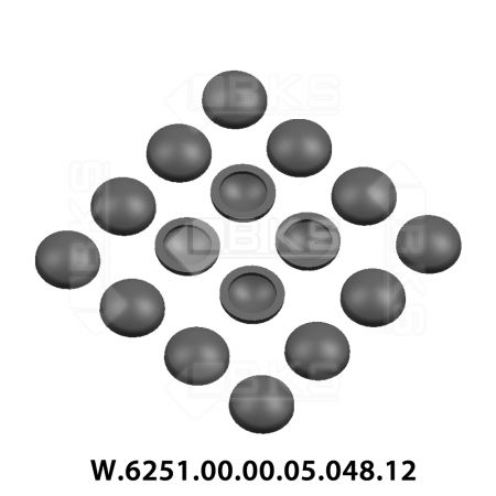 VİDA TIPASI 4.8 (GRİ 1000 ADET)