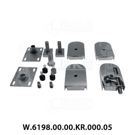 BKS SHOWCASE HINGED WING ACCESSORY SET